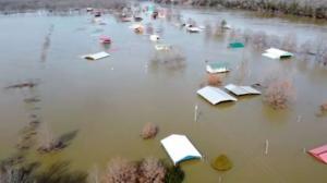 ვიდეო: მისისიპის შტატში ათასობით სახლი წყალდიდობის გამო წყალით დაიფარა