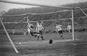პირველი მსოფლიო ჩემპიონატი ფეხბურთში – 1930 წლის უნიკალური ფოტოები და ისტორია