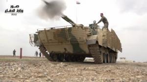 """ვიდეო   ერაყიდან,  ერაყის არმია რუსულ """"БМП-3""""-ს ითვისებს"""