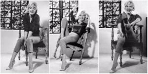 ფოტოები მერილინ მონროს ბოლო ფოტოსესიიდან