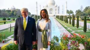 """ტრამპის ინდოეთში ვიზიტის შემდეგ ამერიკელებმა """"გუგლში"""" აღნიშნული ქვეყნის მოძებნა დაიწყეს"""