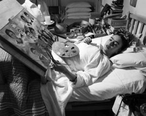 როგორ ქმნიდა ფრიდა კალო ნამუშევრებს საავადმყოფოს პალატაში