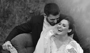 მაკა ზამბახიძე დაქორწინდა - ფოტოები ქორწილიდან