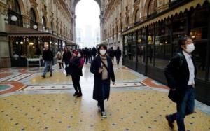 კორონავირუსის აფეთქება ევროპაში: იტალიაში ინფიცირებულთა რიცხვმა უკვე 450-ს გადააჭარბა