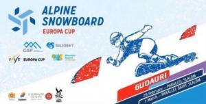 გუდაური საერთაშორისო სათხილამურო ფედერაციის (FIS) ეგიდით ევროპის თასის ეტაპს მასპინძლობს