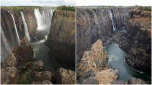 მსოფლიოში ყველაზე წყალუხვი ჩანჩქერი დაშრა