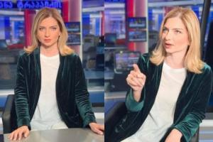 """ჟურნალისტი ანა წერეთელი ტელესივრცეს  საავტორო გადაცემით -  """"ტვ პირველზე""""  უბრუნდება"""