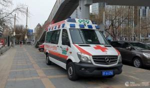 ჩინეთში კორონავირუსის კარანტინისთვის გამოყოფილი სასტუმრო ჩამოიშალა