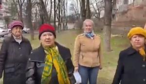 """როგორ """"ებრძვიან"""" კორონავირუსს რუსეთში (ვიდეო)"""