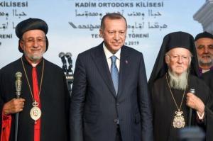 ახალი ეკლესია თურქეთში და ახალი სიტყვა ქრისტიანულ-მუსლიმურ ურთიერთობებში