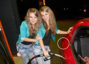ქალი და მანქანა - ძალიან სახალისო ფოტოები და გიფები
