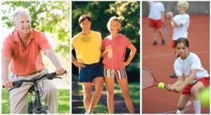 ფიზიკური აქტიურობა,ფიზიკური აქტიურობა,ვარჯიში და სწორი კვება-ჯანმთელობის გარანტია