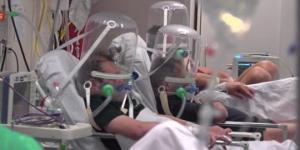 სულისშემძვრელი ვიდეო ბერგამოს საავადმყოფოდან: როგორ ებრძვიან ექიმები კორონავირუსს იტალიაში