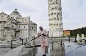 იტალია ამერიკისგან  დახმარებას ითხოვს