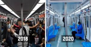 მანამდე  და შემდეგ:  როგორ გამოიყურება ჩინეთი კორონავირუსის გამო ადამიანების გარეშე