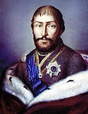 გიორგი XII -ის მმართველო