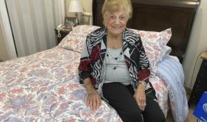 რას გვირჩევს 90 წლის ქალი, რომელმაც კორონავირუსი დაამარცხა