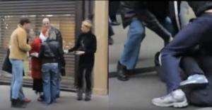 ვიდეო: 76 წლის ქალმა ყაჩაღები შეაჩერა