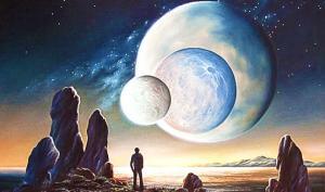 ჩვენ და კიდევ 3 სხვა — ოთხი მთვარის ცივილიზაცია