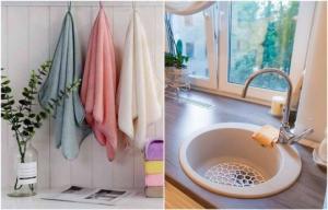 8 ნივთი, რომელიც ყოველდღიურად უნდა გასუფთავდეს, რათა სახლში ბაქტერიები არ გამრავლდეს