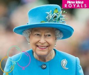 იუბილარი დედოფალი