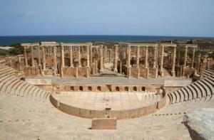 """""""აფრიკის რომის"""" მეტსახელით ცნობილი ლეგენდარული ქალაქი ლეპტის მაგნა"""