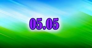 05.05 - სარკისებრი თარიღი, რომელიც 3 ზოდიაქოს ნიშანს ცვლილებებს პირდება
