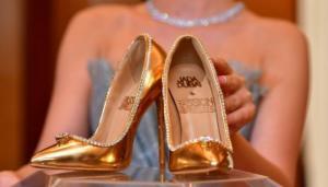 კონკია მათზე ვერც კი იოცნებებდა: ათი ყველაზე ძვირფასი ფეხსაცმელი მსოფლიოში