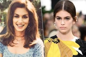 როგორ გამოიყურებოდნენ ცნობილი დედები ასევე ცნობილი შვილების ასაკში