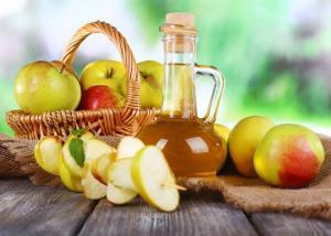 ვაშლის ძმრის დამზადების წესი