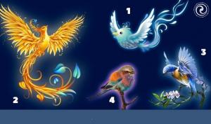 ტესტი: რას მოგიტანთ იღბლის ჩიტი