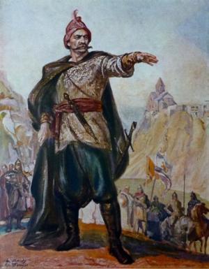 აღმოსავლეთ საქართველო შაჰ აბას I-ისა და მისი მემკვიდრეების მმართველობის დროს 2