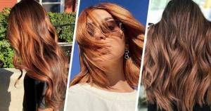 """""""დარიჩინი"""" - თმის საღებავის ფერი, რომელიც ყველა ქალს უხდება"""