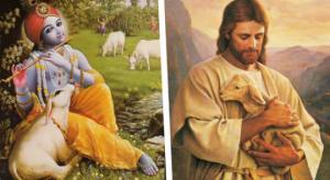 ქრისტე, ქრისტიანები და კრშნა