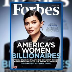 Forbes -მა კაილი ჯენერს მილიარდერის სტატუსი ჩამოართვა