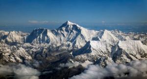 ევერესტი-უმაღლესი მთა დედამიწაზე