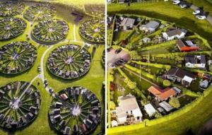 ულამაზესი და განსხვავებული ,,ქალაქი-ბაღი '' დანიაში