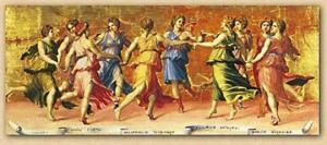 ცეკვა, როგორც ადამიანთა სულის მოძრაობის გამომსახველი ხელოვნება