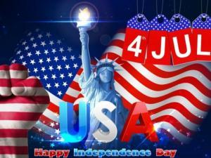 ამერიკის დამოუკიდებლობის დღე - 4 ივლისი
