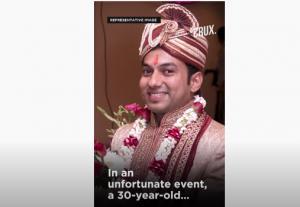 ინდოელმა მამაკაცმა საკუთარ  ქორწილში 100 კაცი დააინფიცირა,თვითონ 2 დღეში გარდაიცვალა