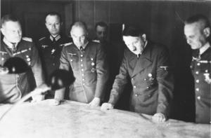 ნაცისტების გეგმა: სსრკ–ს ადმინისტრაციულ ერთეულებად დაყოფა
