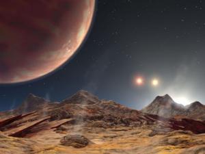 ვიდეო: საოცარი პლანეტა სამი მზით, რომელიც ნასამ აღმოაჩინა
