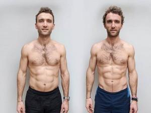 ექსპერიმენტი: იდენტური ტყუპი ძმიდან ერთ–ერთი 12 კვირა ვეგანურ კერძებს ჭამდა, მეორე კი ხორციანს