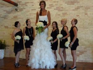20 საქორწინო ფოტო, რომლებიც არასდროს დაგავიწყდებათ