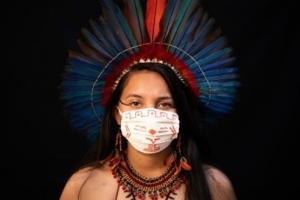 ბრაზილიელი ინდიელები კორონავირუსის პირისპირ