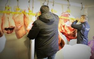 სურსათის ეროვნულმა სააგენტომ დედოფლისწყაროში ხორცის გამყიდველები 1000 ლარით დააჯარიმა