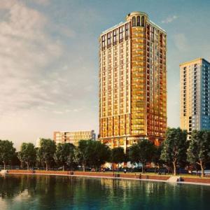 ნახეთ როგორ გამოიყურება მსოფლიოში პირველი  24 კარატიანი ოქროსგან აშენებული სასტუმრო (+ფოტოები)