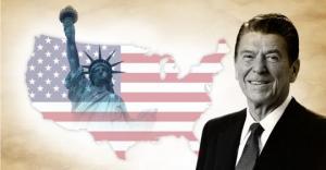 """""""თუ ფაშიზმი ოდესმე ამერიკაში მოვა, ის  ლიბერალიზმის სახელით მოვა""""-რონალდ რეიგანი"""