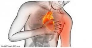 როგორ უნდა მოიქცეთ გულის შეტევის დროს, თუ სახლში მარტო იმპყოფებით