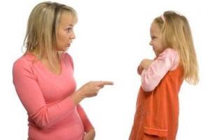 მშობლების მიერ გამოყენებული აღზრდის სტილები